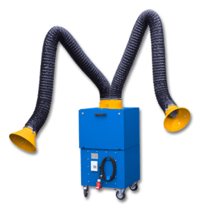 flexible fume extraction arms