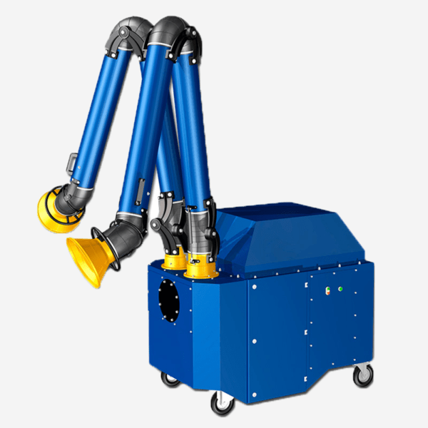 Giant 2 Mobile Fume Extraction Filter Unit
