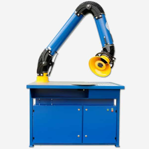 s1000 welding table with filter