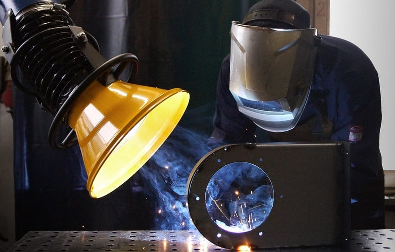 welding fume extraction products